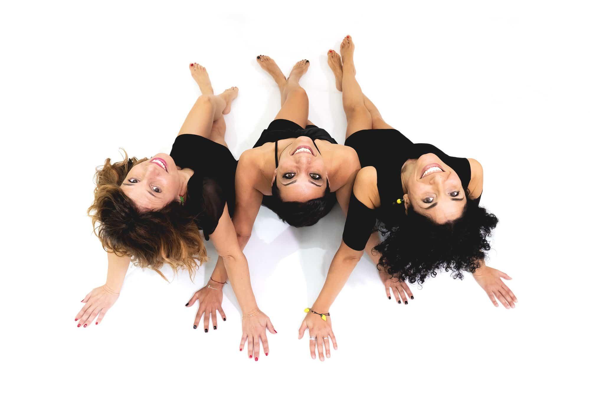 Isolani per caso - Patrizia, Roberta, Daniela