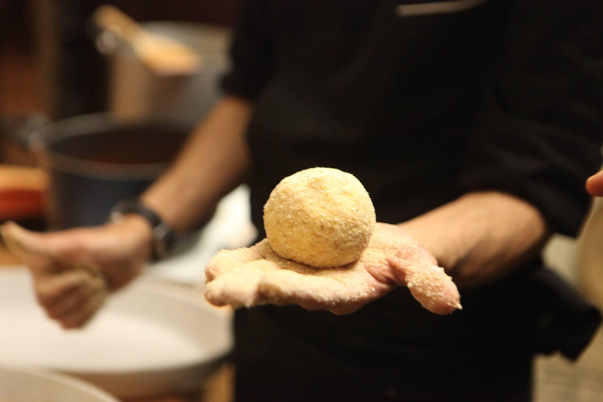 Cooking class Arancino
