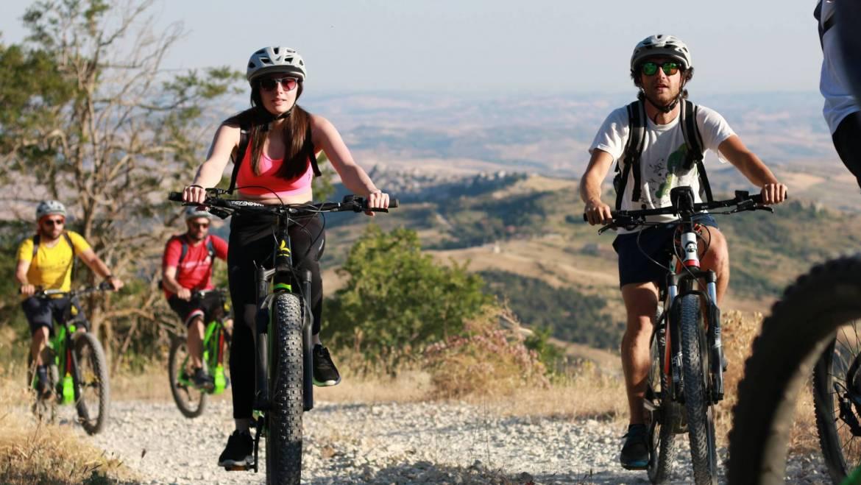 Tour in E-Bike sui sentieri del Parco delle Madonie