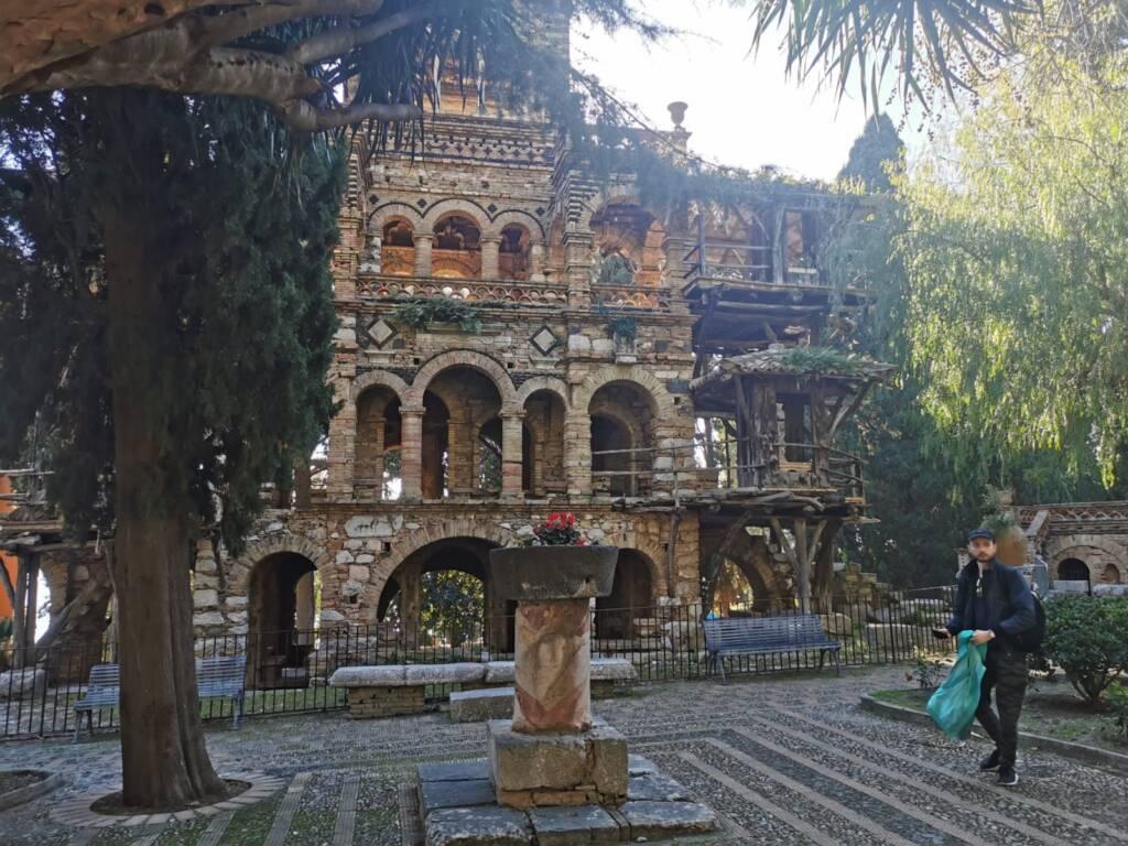 Giardini della villa comunale Taormina