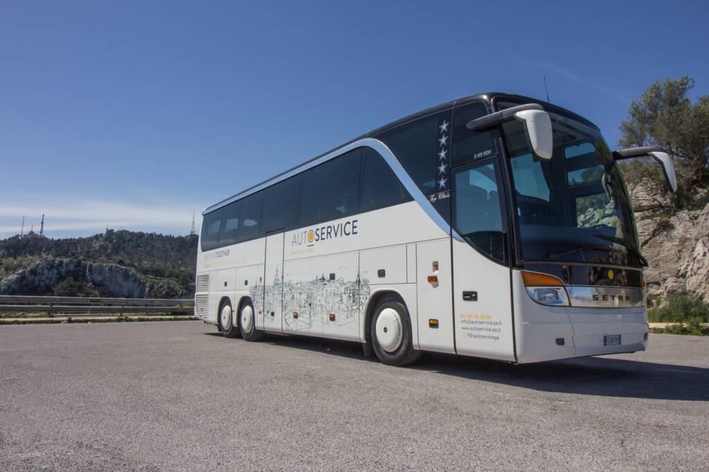 Autobus Autoservice Palermo