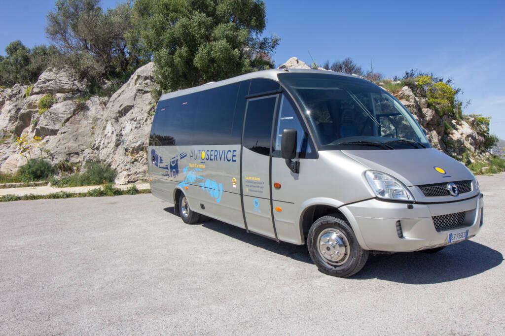 Mini caravan Autoservice Palermo