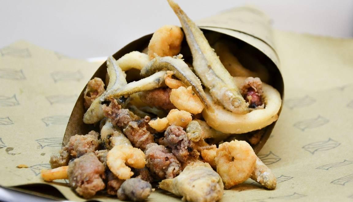 Visita al mercato del pesce con degustazione