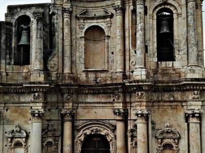 Chiesa di San Antonio, Monumento Nazionale Ferla