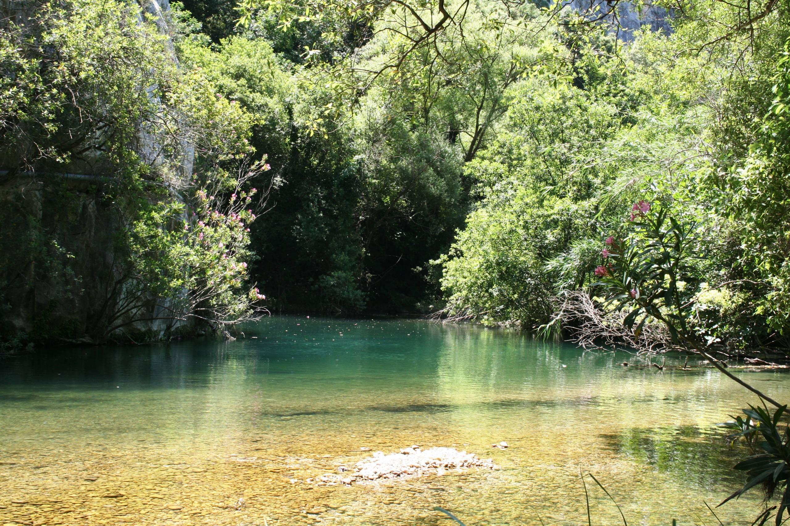 Body of water Vallo dell'Anapo