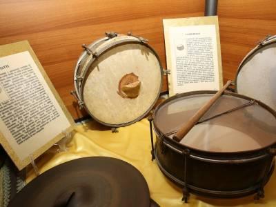 Strumenti musicali pino ninfa Cassaro