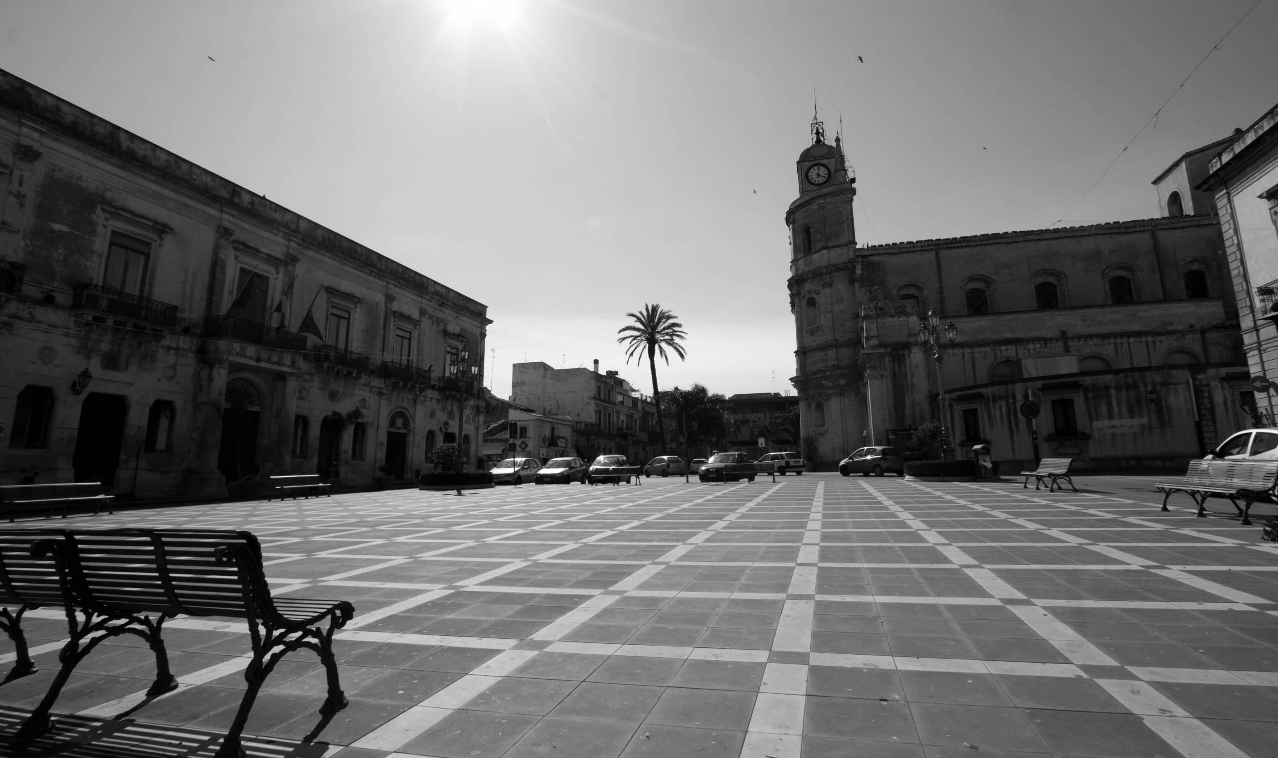 Floridia historic center square