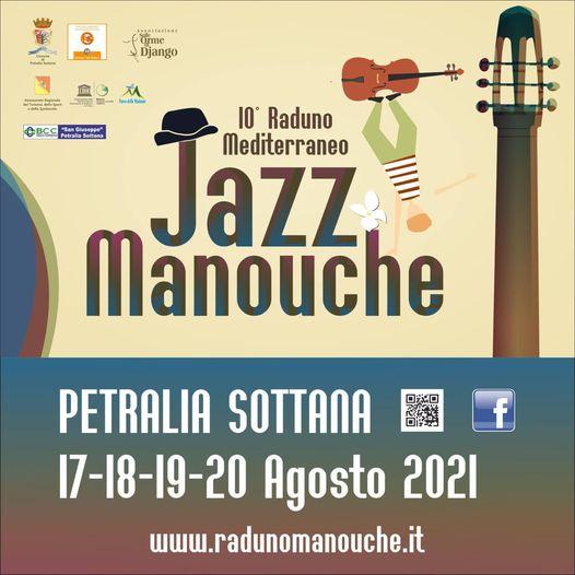 10° raduno Jazz Manouche a Petralia Sottana