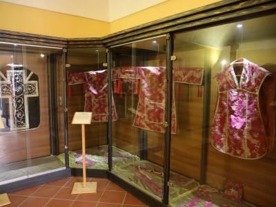 Museo Cassaro paramenti sacri