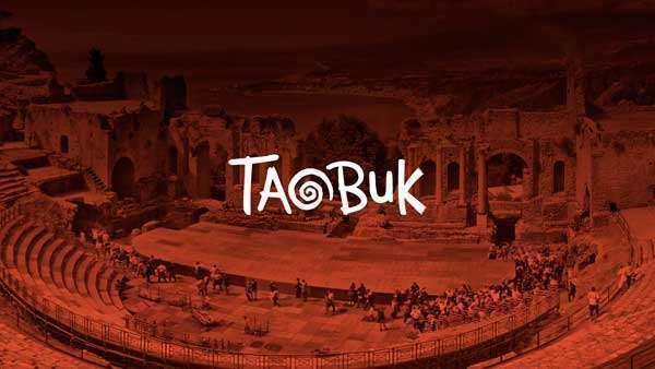 """""""Taobuk Festival"""", Taormina"""