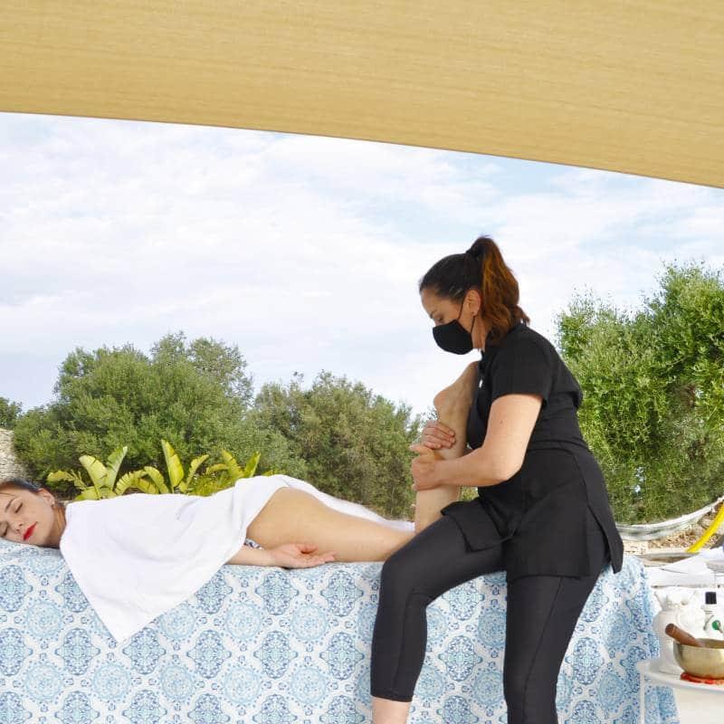 Angolo massaggi