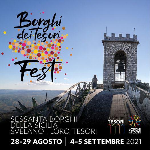 Borghi dei Tesori Fest 4 e 5 Settembre