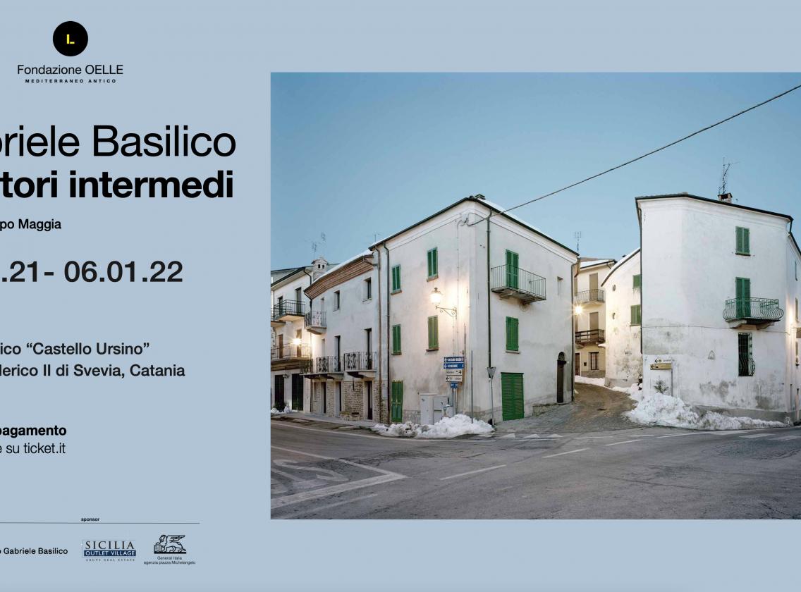 Gabriele Basilico Territori Intermedi