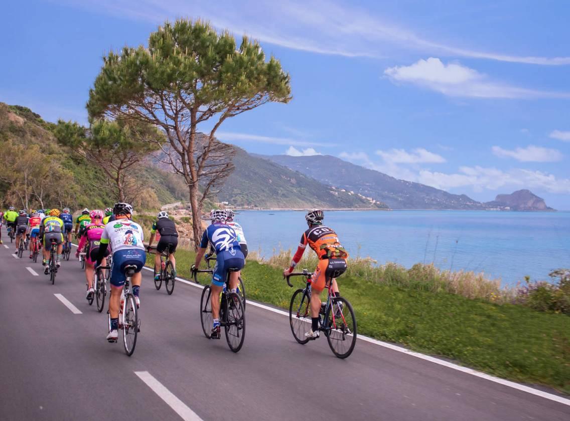 Torna il Giro di Sicilia, così si promuove l'immagine migliore dell'Isola